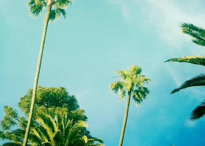 Viaje de California