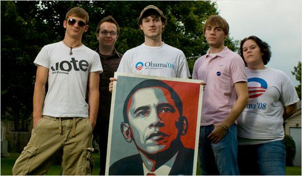 El voto de los jóvenes