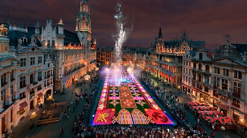 Bruselas - Grande Place