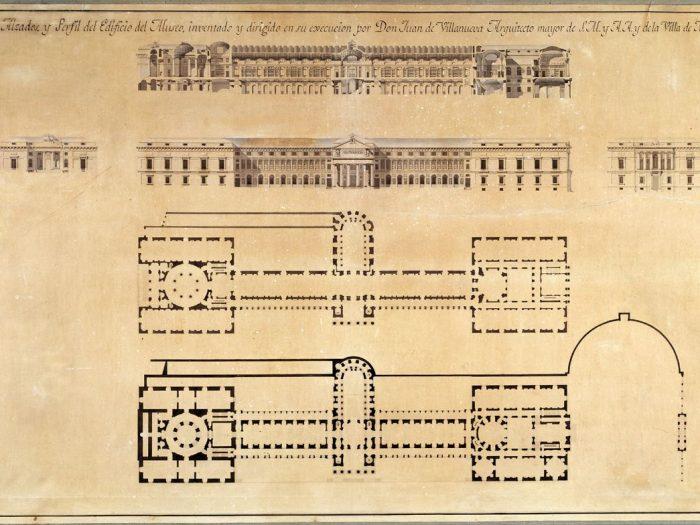 Arquitectura (9). Villanueva y Hermosilla. Por Sergio Perdiguer