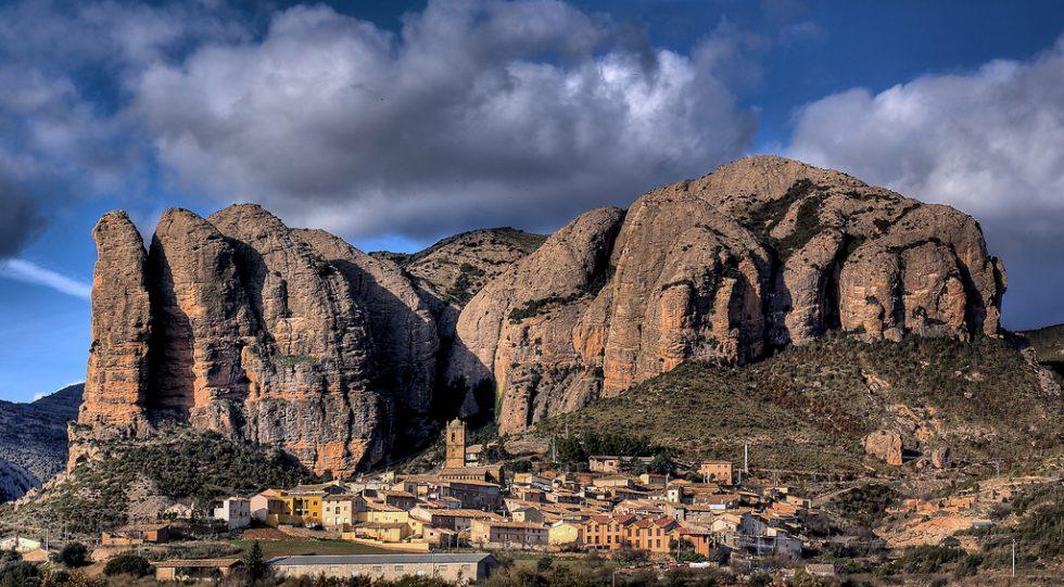 España - Los Mallos de Agüero