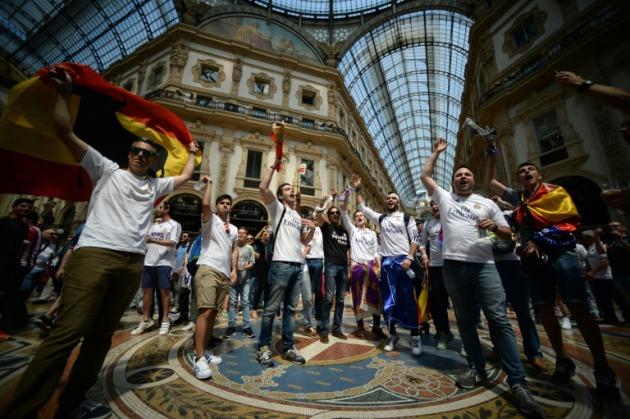 Españoles en Milán