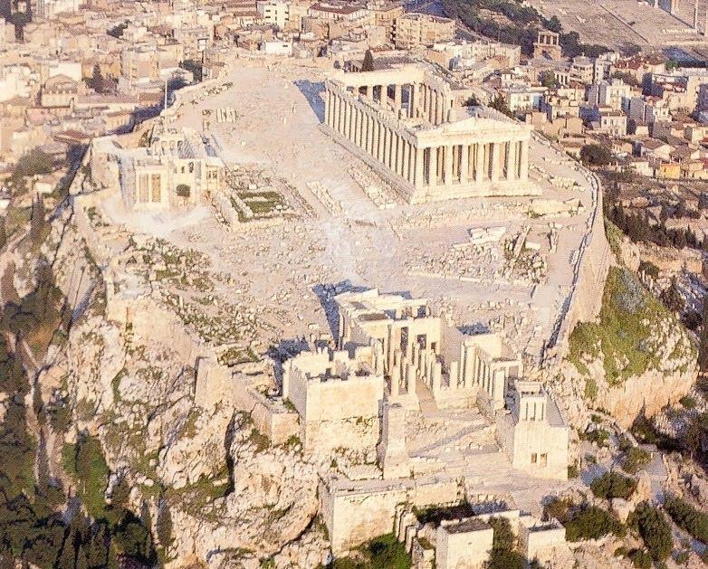 Acrópolis hoy