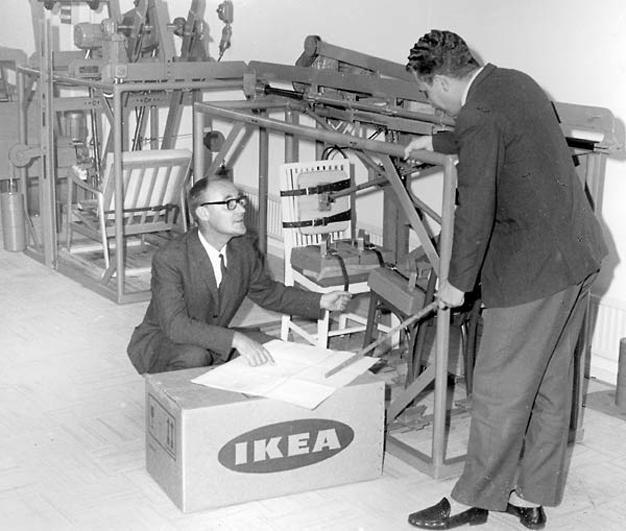 Ikea años 60