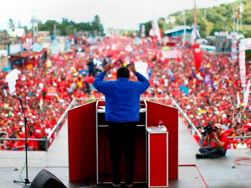 Populistas - Chavez