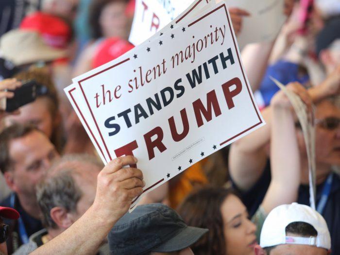 La gran revuelta populista. Trump y los republicanos