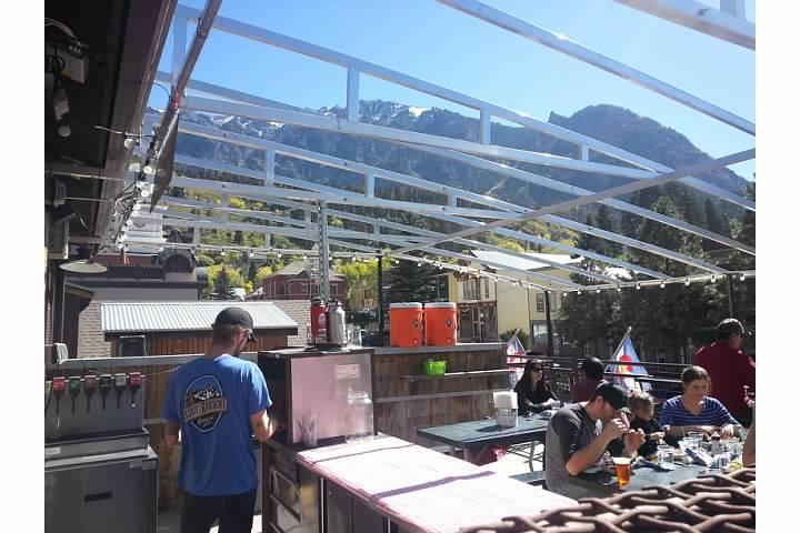 Cerveceria artesanal en Ouray