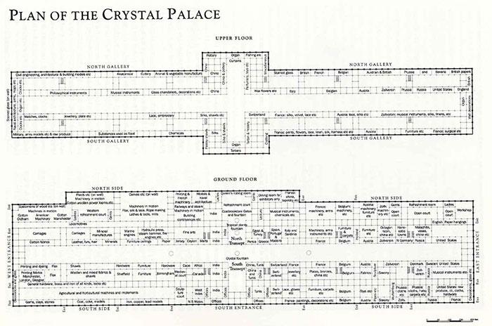10-3 - Plano del Crystal Palace